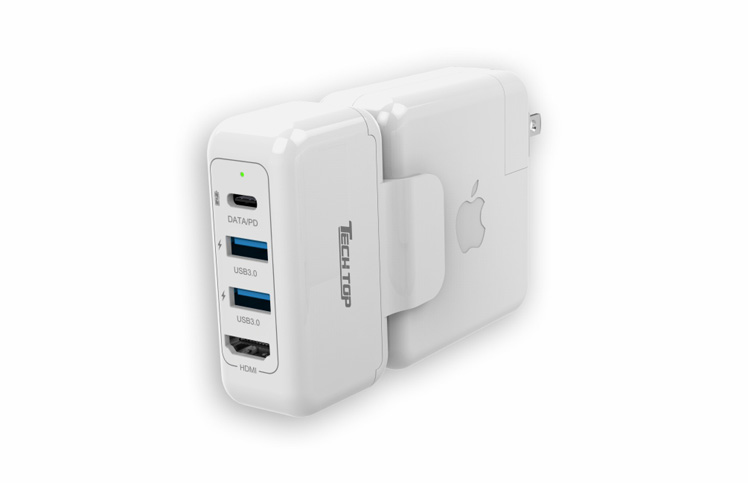 D1015A: Portable Power Expansion for Apple Type-C Power Adapter